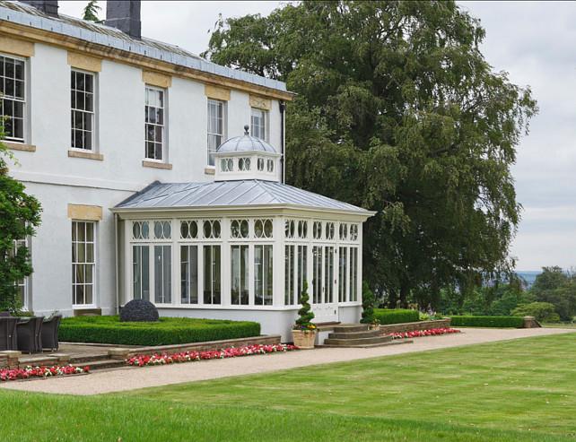Conservatory. Impressive Dining Conservatory. #Conservatory Vale Garden Houses.
