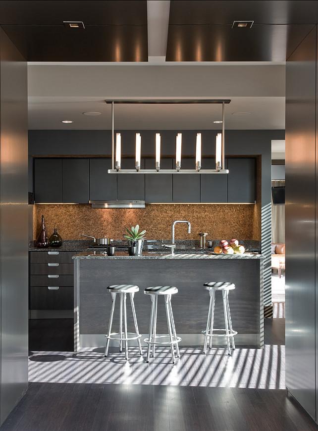 Contemporary Kitchen. Kitchen ideas. Contemporary Kitchen Design. Contemporary Apartment Kitchen Design. Terrat Elms Interior Design.