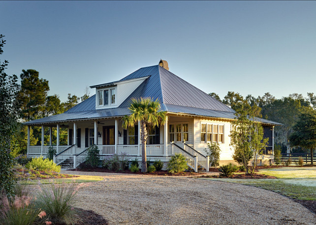 Low Country House Plans Cottage