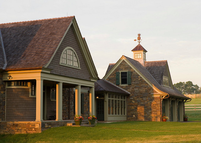 home exterior ideas country home exterior - Country Home Exterior