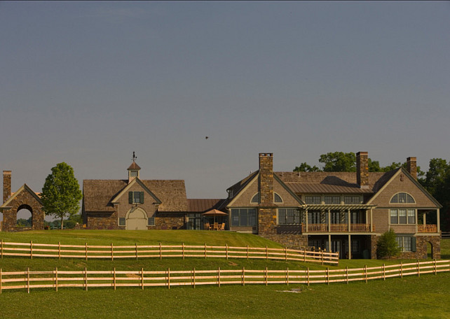 Country Home. Country Home Ideas. Beautiul country farmhouse. Griffiths Construction, Inc.