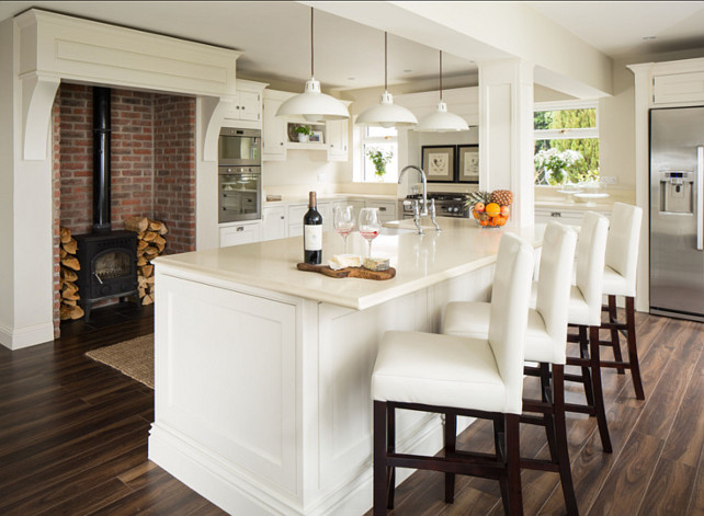 Country Kitchen Ideas. European Country Kitchen. Hand Crafted Kitchens by Jonathan Williams. BMLMedia.ie Photographers.