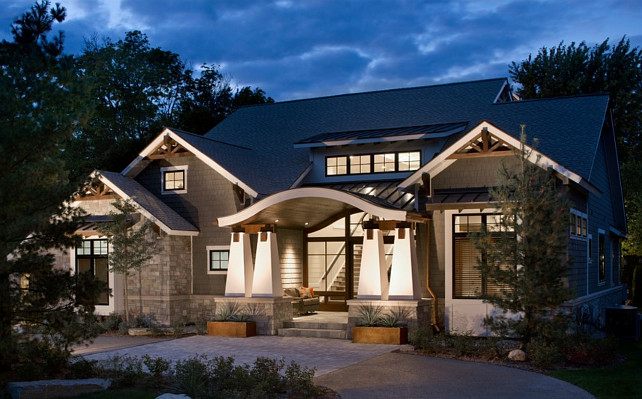 Fhc wang architecture american style homes for Craftsman style architects