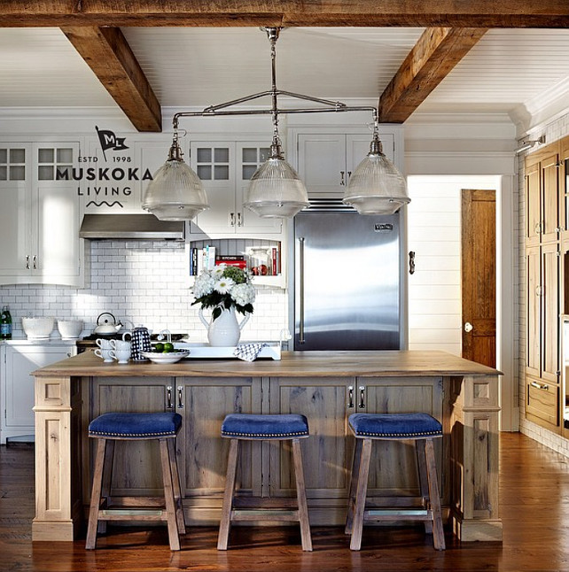Custom Coastal Kitchen. #muskokalivingkitchens #muskokalivingprojects #muskokalivingarchitecture #muskokalivinginteriors #muskokaliving #coastalliving #muskoka #interiordesign #architecture #greatkitchens