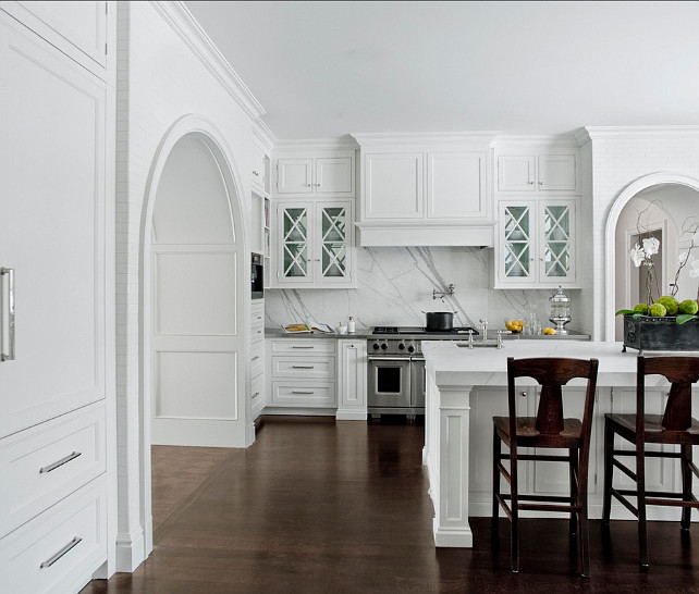 Upper Kitchen Cabinet Decorating Ideas: 60 Inspiring Kitchen Design Ideas