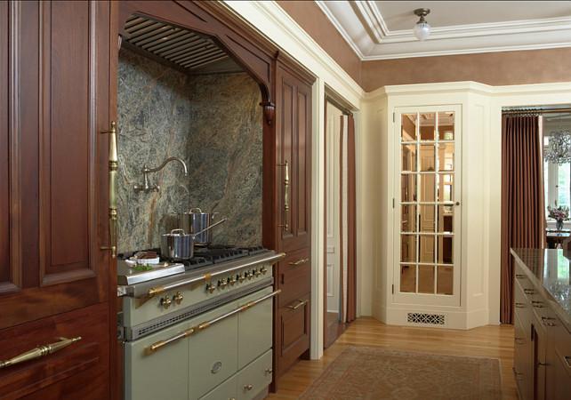 Historic Home Kitchen Design. Pantry ...