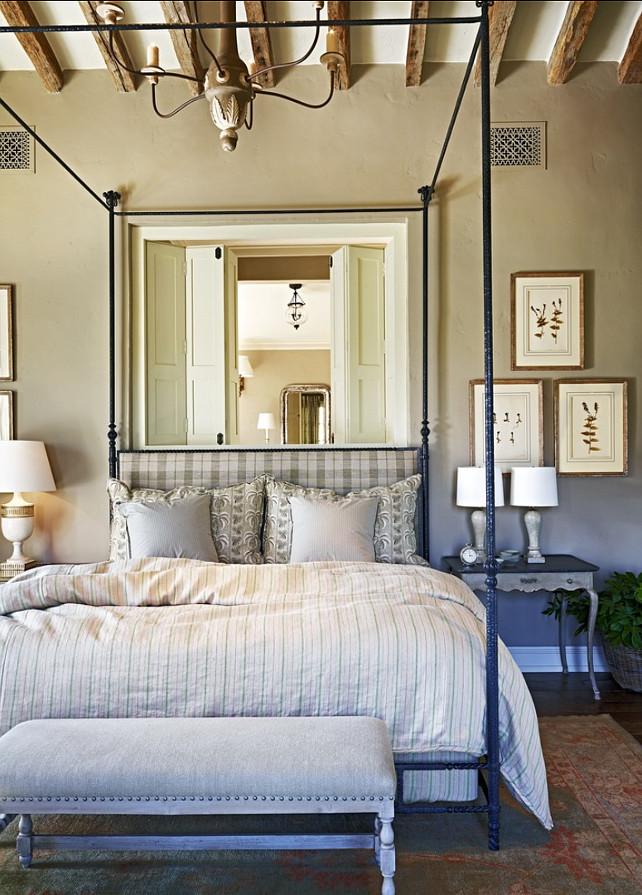 Bedroom Design. Great French Bedroom Design. #FrenchBedroom #French #Bedroom