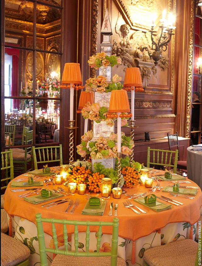 Autumn Table Setting Ideas fall coffee table decor ideas Fall Table Setting David Scott Interiors