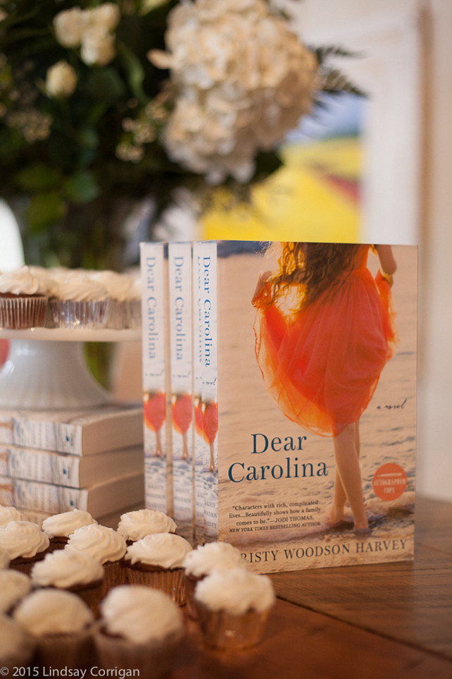 Dear Carolina Book #DearCarolina #Book Photo by Lindsay Corrigan.