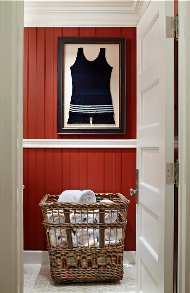 The Best Benjamin Moore Paint Colors - Home Bunch Interior ... Interior Design Red Bathroom Barn on red wallpaper bathrooms, red tile bathrooms, white design bathrooms,