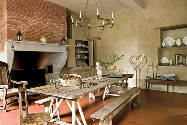 A Chateau In Pyrenees France Home Bunch Interior Design