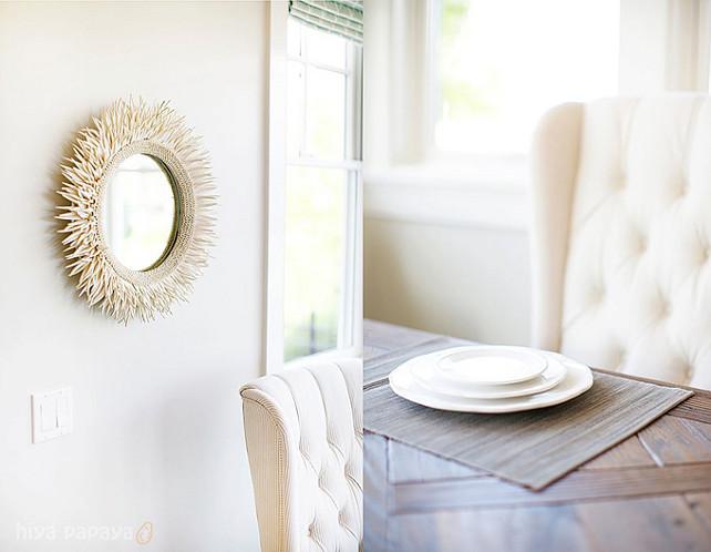 Dining Room Decor. Dining Room Decor Ideas. #DiningRoomDecor