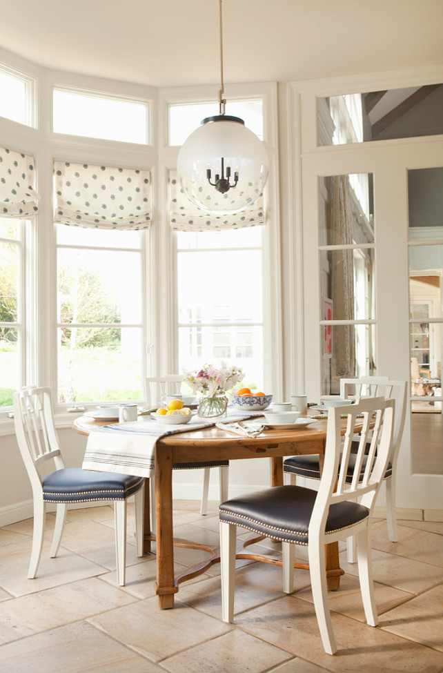 Breakfast Nook Lighting Ideas