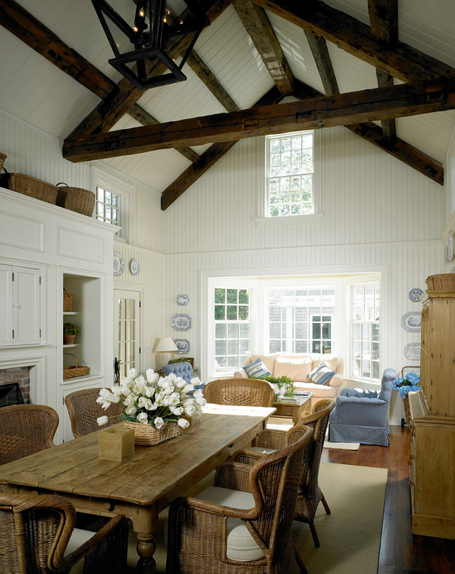 Martha's Vineyard Traditional Coastal Home - Home Bunch ... - photo#13