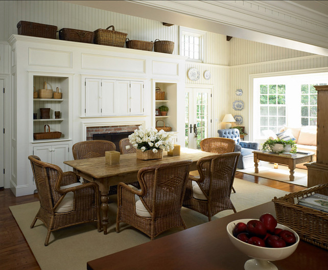 Dining Room Coastal Dining Room I Am Loving The Casual Beach Y Feel
