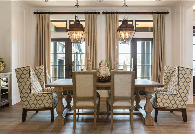Dining Room. Dining Room Design Ideas.