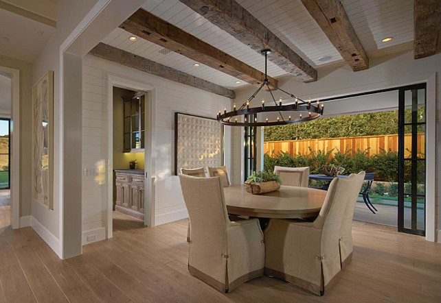 Dining Room. Dining Room Design. Dining Room Furniture. Dining Room Furniture Layout. Dining Room Layout #DiningRoom #DiningRoomLayout  Brandon Architects, Inc.