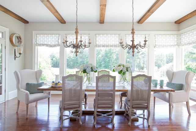 Dining Room. Dining Room Furniture. Dining Room Chairs. Dining Room Table. Dining Room Lighting. French Dining Room. Dining Room Layout. #DiningRoom Lindsey Hene Interiors.