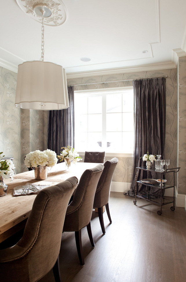 Dining Room. Dining Room Ideas. Dining Room Lighting. Dining Room Decor. Dining Room Furniture. Dining Room Decorating Ideas. Dining Room Color Palette #DiningRoom  Kelly Deck Design