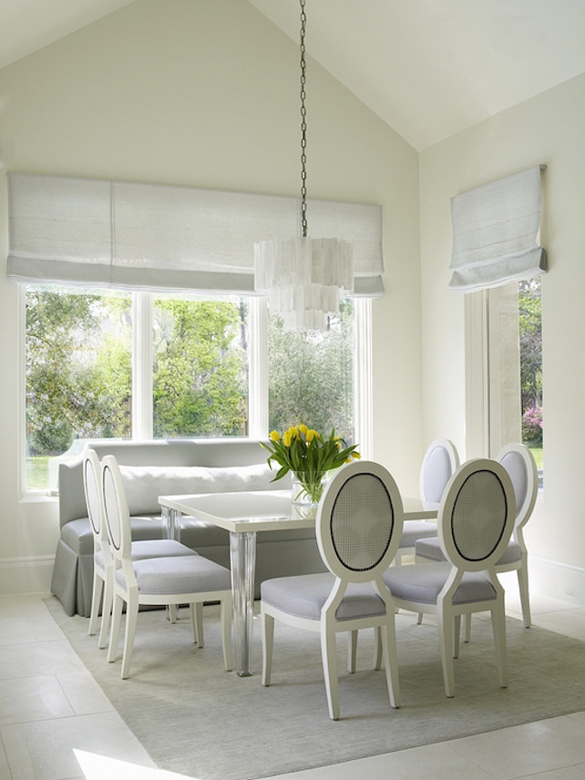 Dining Room. Gray and white Dining room. #DiningRoom #DiningRoomDesign #DiningRoomIdeas #GrayDiningRoom   Katie by Design