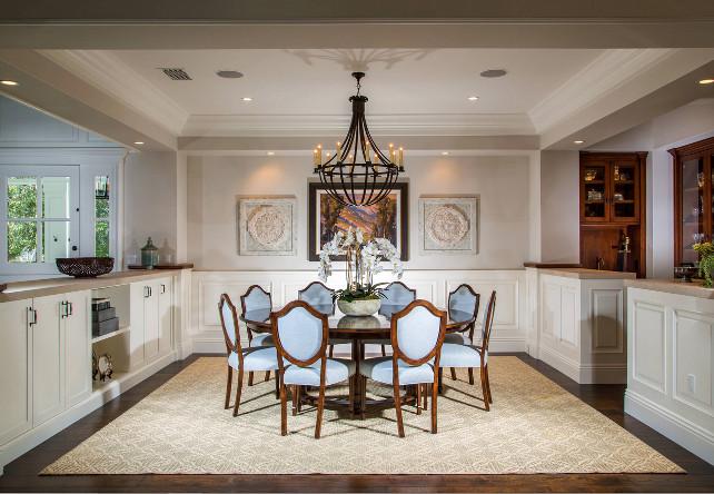 Dining room. Legacy Custom Homes, Inc.