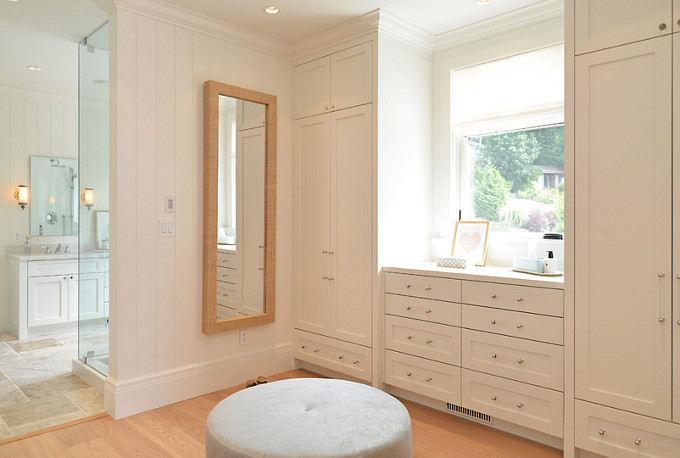 Dressing Room. Bathroom and Dressing Room Layout. Closet Dressing Room opens to Bathroom. Sunshine Coast Home Design.