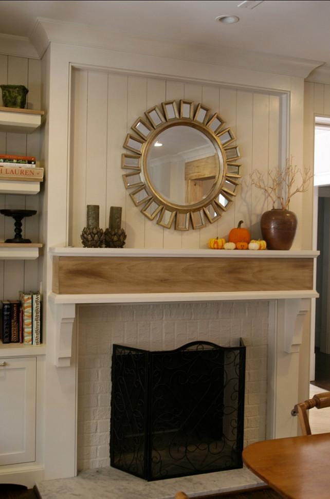 Interior design ideas new fall decor ideas home bunch - Decorating inside a fireplace ...
