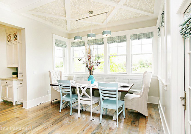 Hamptons style family home for sale home bunch interior Light airy paint colors
