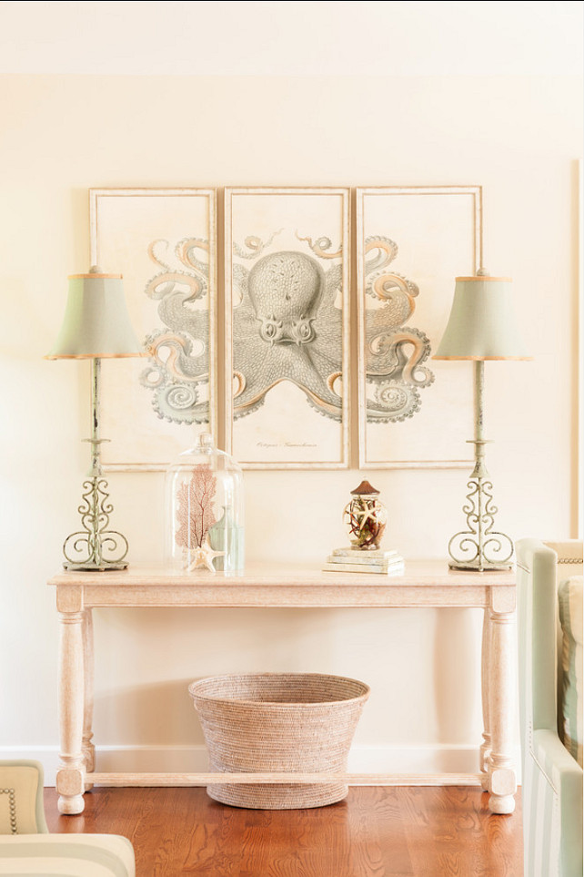 Entryway. Entryway Design. Beautiful coastal entryway. #Entryway Casabella Home Furnishings & Interiors.