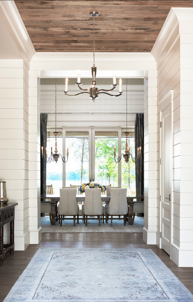 Lake House With Transitional Interiors Home Bunch Interior Design Ideas