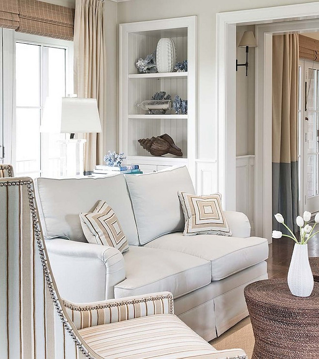 Coastal Interiors. My favorite interior style is Coastal! #CoastalInteriors