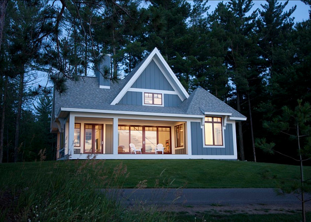 Cottage Eskuche Design
