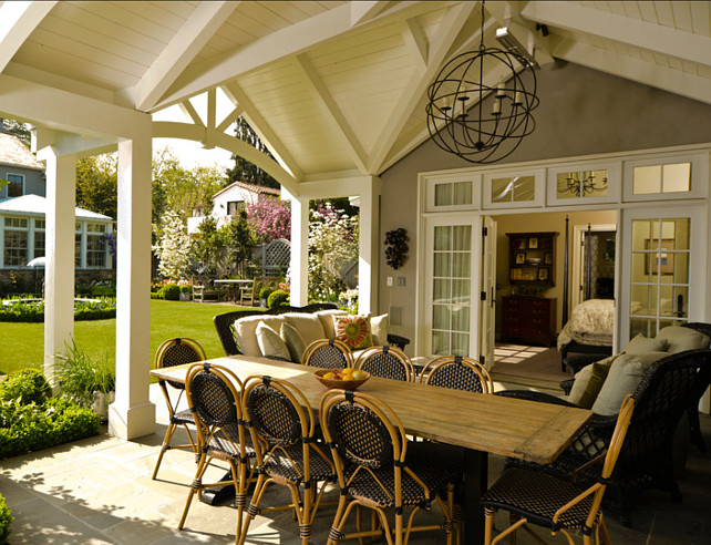 Patio Decoratong Ideas. Elegant patio decor. #PatioDecoratingIdeas #Patio #PatioPictures