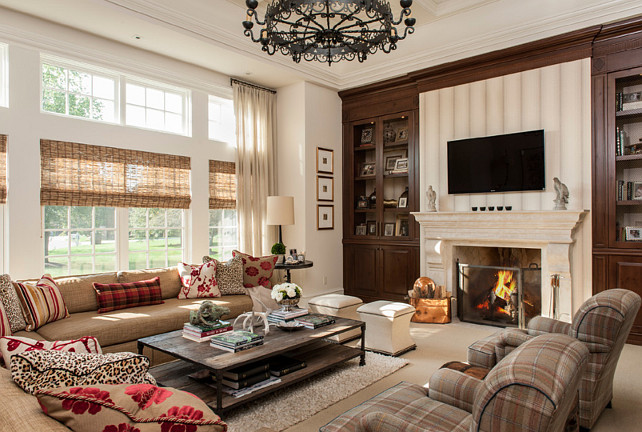 Colonial Bungalow Family Home Design Bunch Interior Ideas