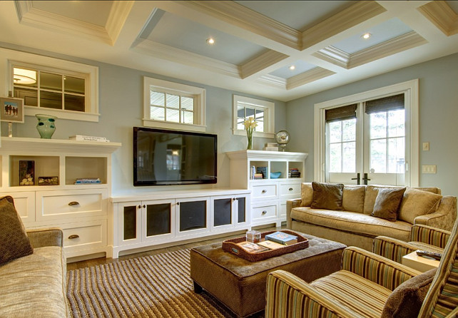 Stylish Family Home with Transitional Interiors - Home ...