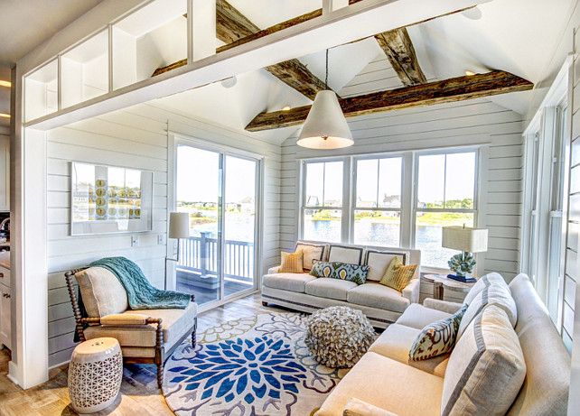 Family Room. Family Room Furniture Layout. Family Room Furniture. Family Room Ceiling. Shiplap Family Room. #FamilyRoom Dwellings Inc.