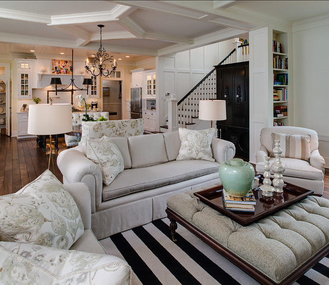 Coastal Home With Traditional Interiors Home Bunch Interior Design Ideas