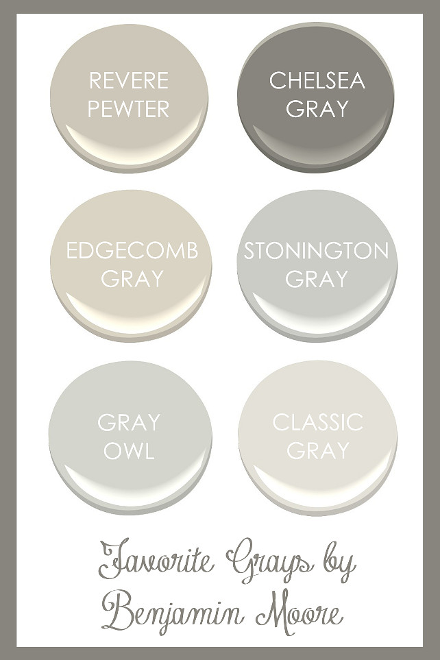 Interior design ideas home bunch interior design ideas for Benjamin moore chelsea gray paint