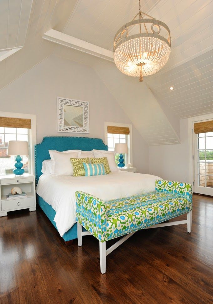 Favorite Turquoise Design Ideas - Nina Liddle Design