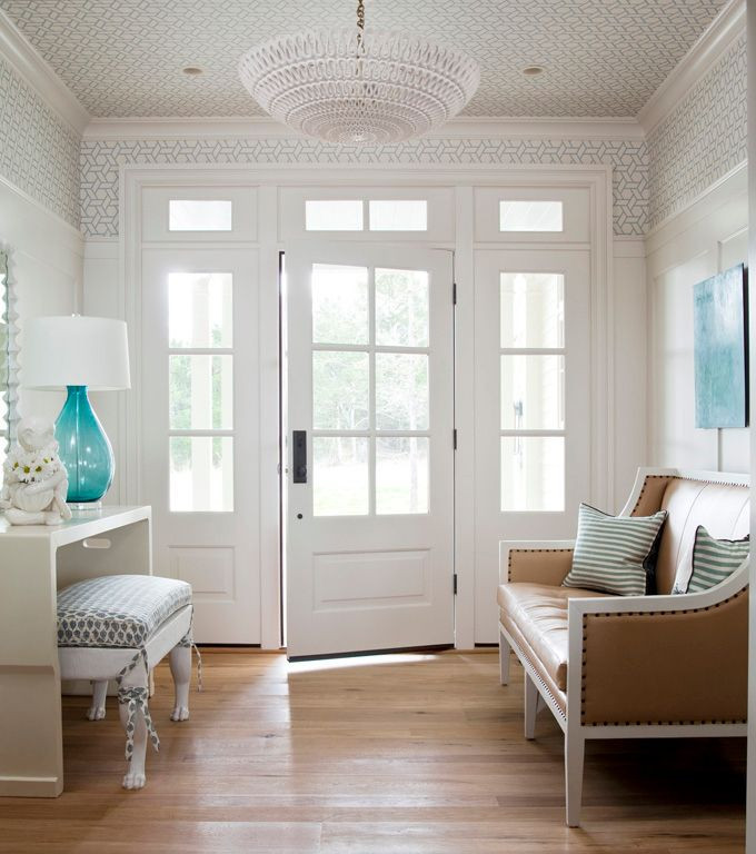 Favorite Turquoise Interior Design Ideas Bear-Hill Interiors