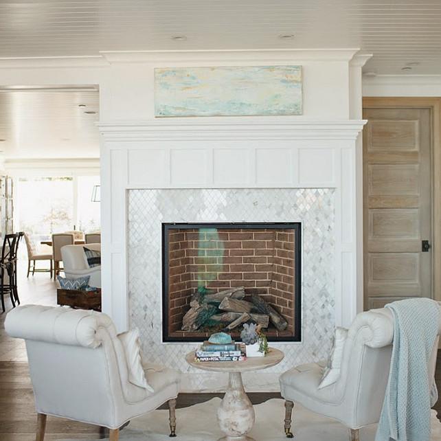 Fireplace Marble Ideas. Fireplace Decor. Fireplace Tiling. Fireplace Mantel Ideas. Fireplace Millwork. #Fireplace #FireplaceIdeas