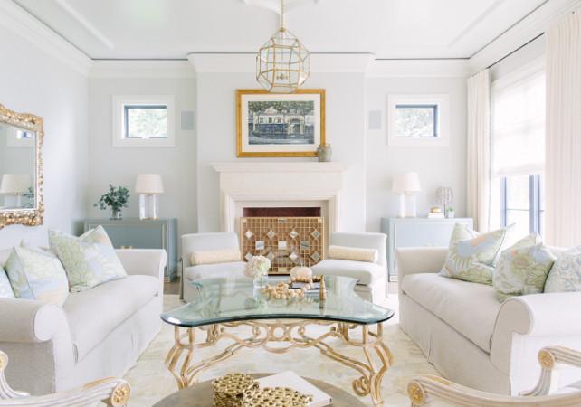Moraccan Living Room Design