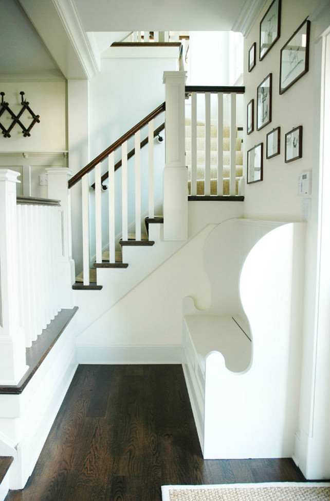 Great Foyer Ideas : Shingle beach cottage with coastal interiors home bunch