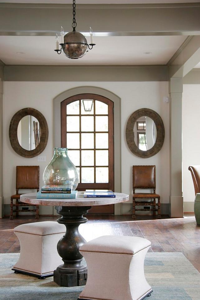 trim paint color is benjamin moore gettysburg gray hc 107 paint color. Black Bedroom Furniture Sets. Home Design Ideas