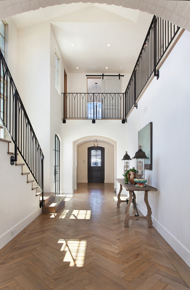 Foyer. Foyer Design. Foyer Staircase Ideas. Front Door Foyer. Front Door Foyer Paint Color. Foyer Ideas. Foyer Furniture #Foyer Brandon Architects, Inc.
