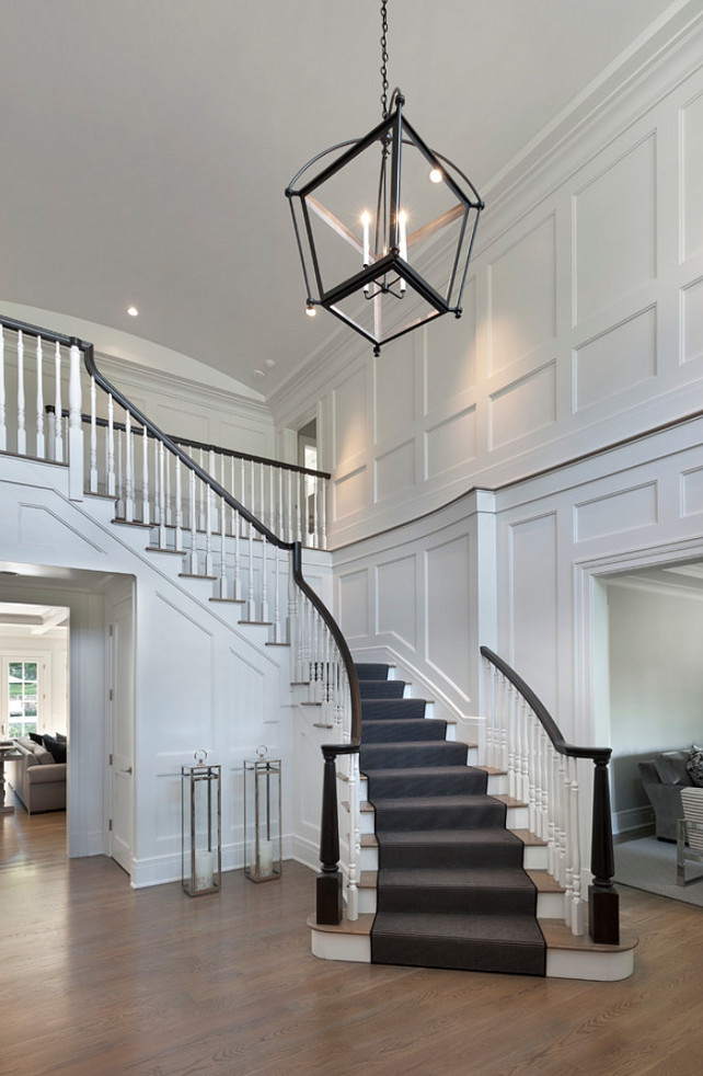 Foyer Staircase Designs : Interior design ideas home bunch