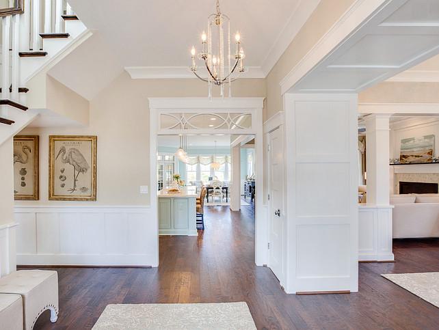 New 2015 coastal virginia magazine idea house home bunch interior design ideas - Small entryway paint colors ...
