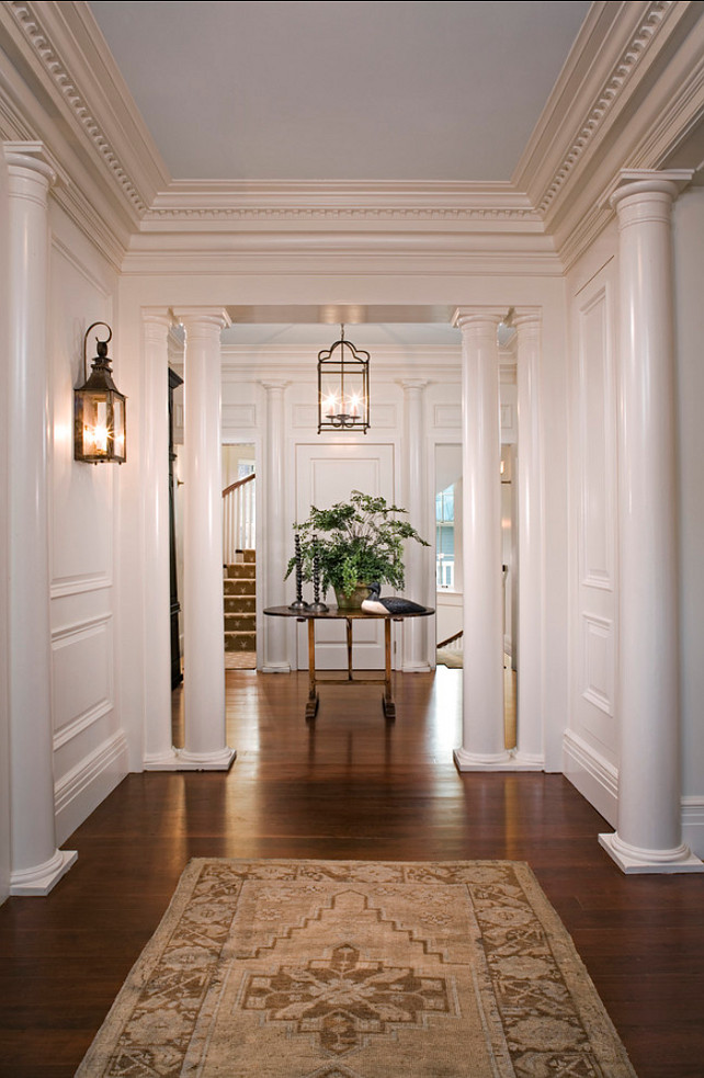Traditional home foyer design trend home design and decor for House entrance foyer