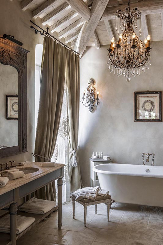 Bring a touch of 18th century france to your bedroom for A bathroom in french