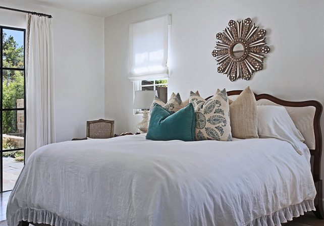 French Bedroom. French Bedroom Decor. #FrenchBedroom Brandon Architects, Inc.